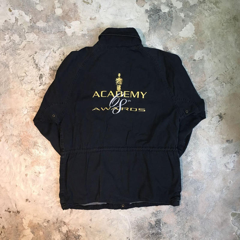 【PIGU HOUSE  VINTAGE】ACADEMY AWARDS JACKET  【No,70】(N)