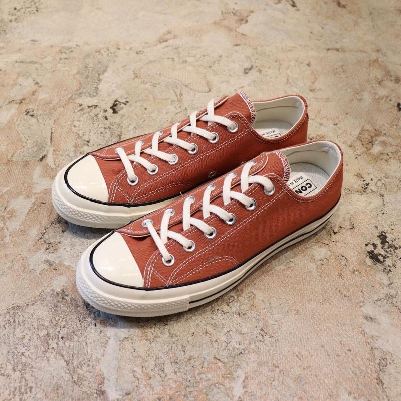 CONVERSE コンバース CHUCK TAYLOR ALL STAR '70-OX  DUSTY PEACH/EGRET/EGRET 164714C CT70 (N)