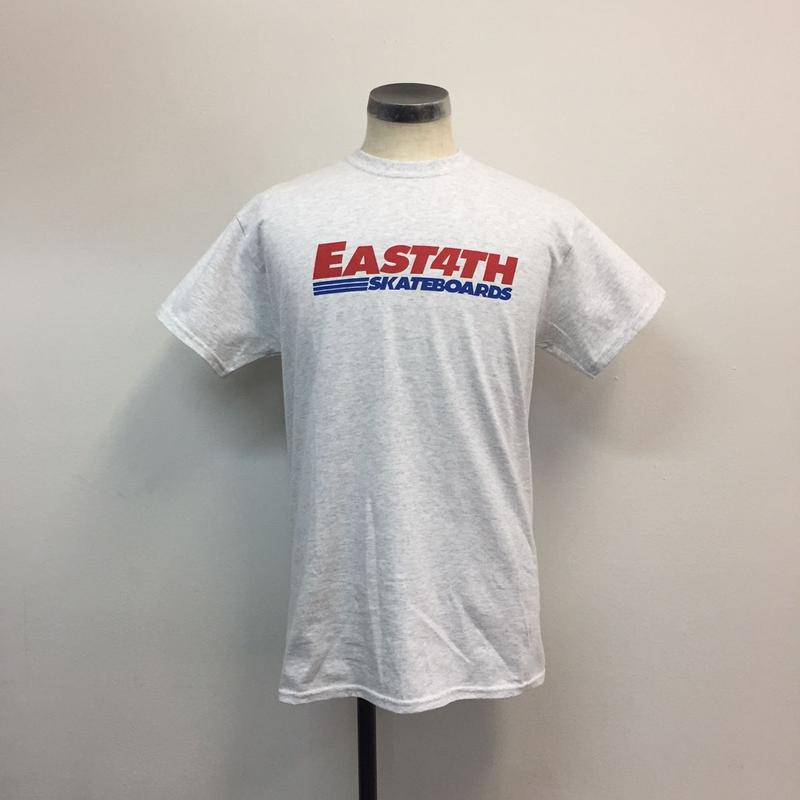 (C)EAST 4TH LOGO TEE(Ash)