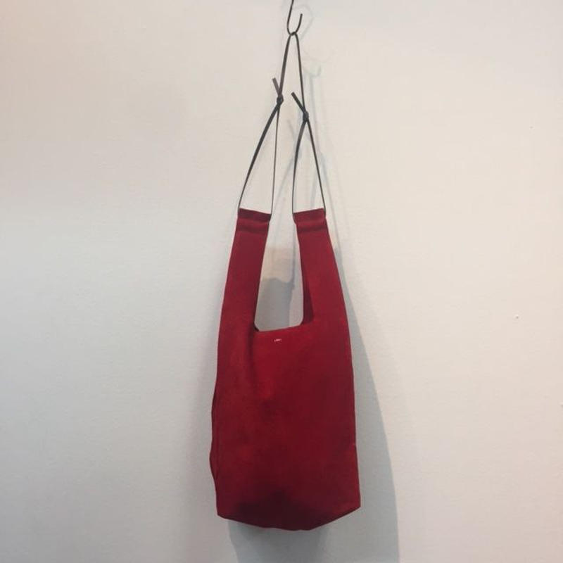 ITTI イッチ BANNIE REGISTER BAG/CUSTOM Red BAG-012-B(N)