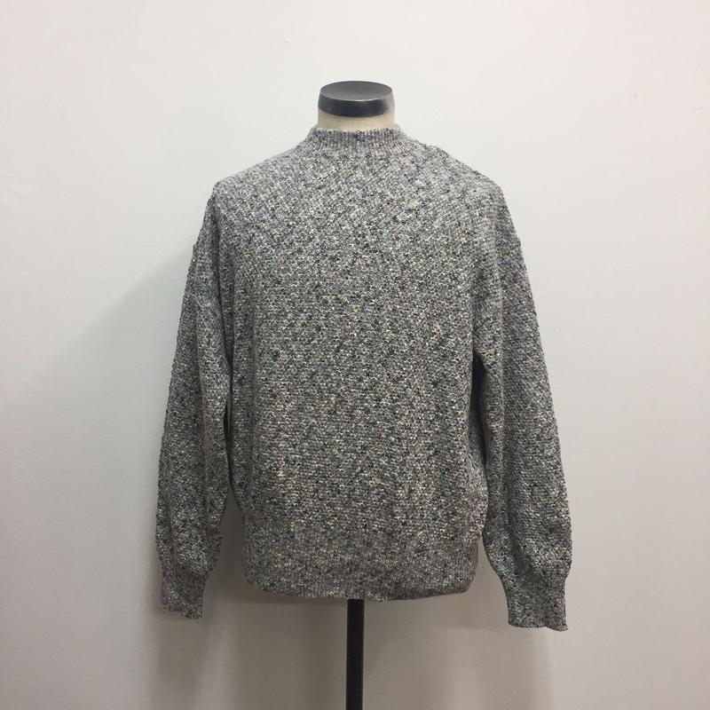 UNITUS(ユナイタス) SS18 Marble Knit Mix Grey【UTSSS18-K01】(N)