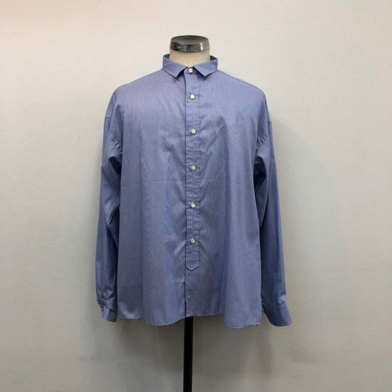 UNITUS(ユナイタス) SS19 A Line Shirt Stripe【UTSSS19-S07】(N)