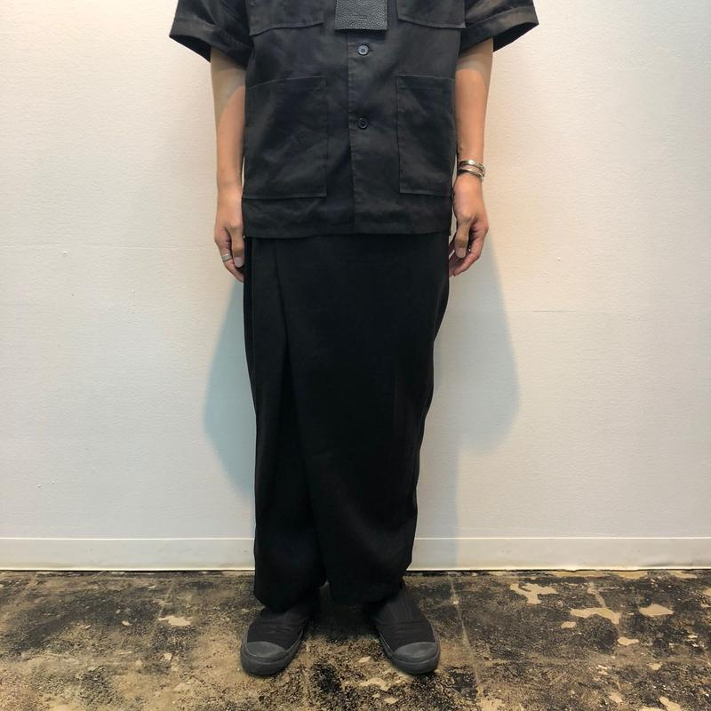 UNITUS(ユナイタス) SS18  Fisherman Pants II Black【UTSSS18-P01】(N)