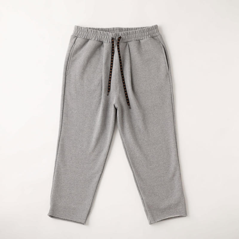 3.30(土)12:00より販売開始 SEE SEE SWEAT PANTS GREY(N)