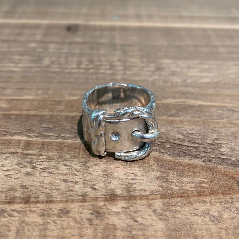 Hermès Vintage(エルメス ヴィンテージ)  Sterling Silver Ring【SS19-2VH-1】(N)