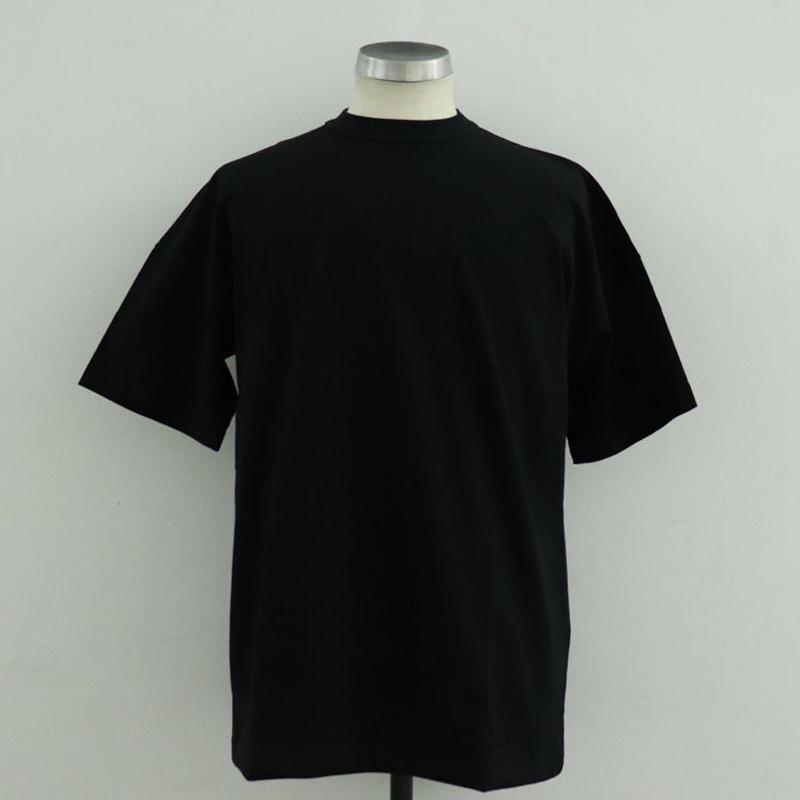 EASTFAREAST(イーストファーイースト) MODEL008 SHORT SLEEVE TEE BLACK(N)