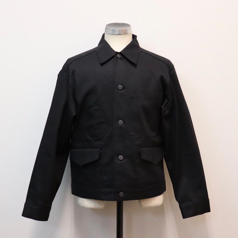 UNITUS(ユナイタス) SS19 Railroader Jacket Black【UTSSS19-J03】(N)