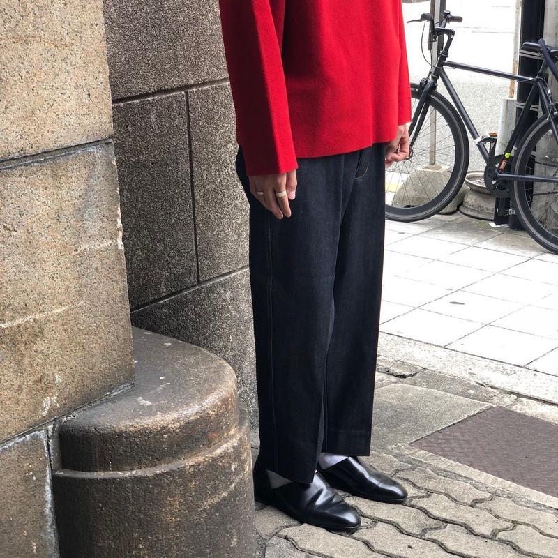 UNITUS(ユナイタス) FW18 Center Darts Pant Indigo 【UTSFW18-P07】(N)