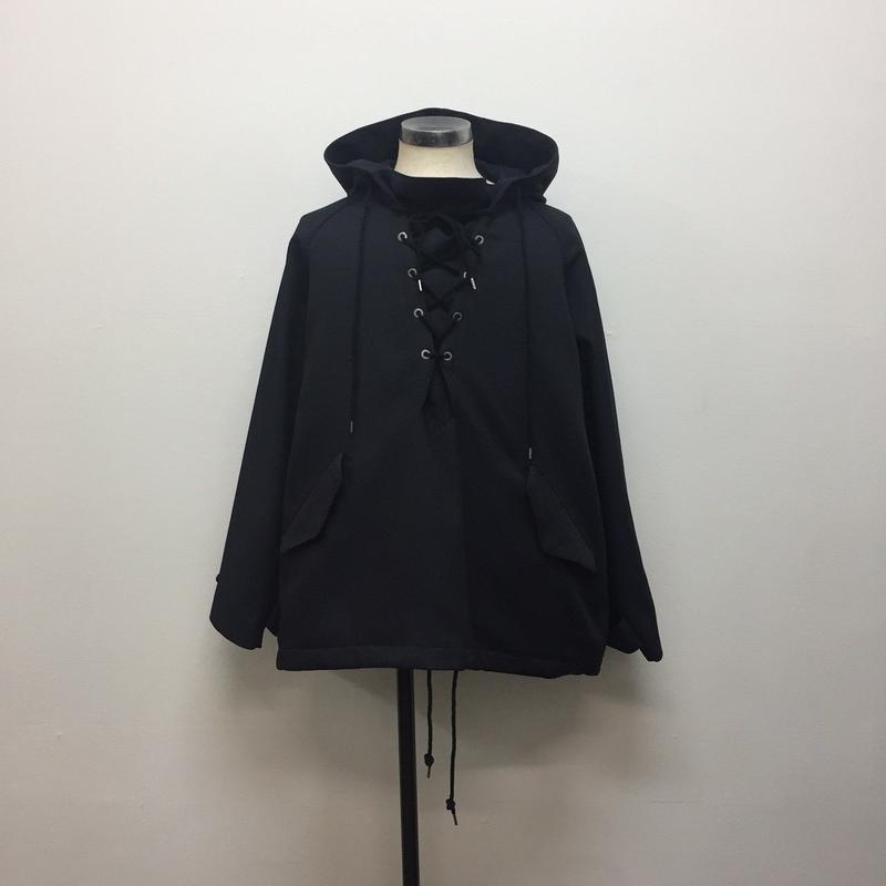 UNITUS(ユナイタス) FW18 Deck Rain Parka Black【UTSFW18-J08】(N)