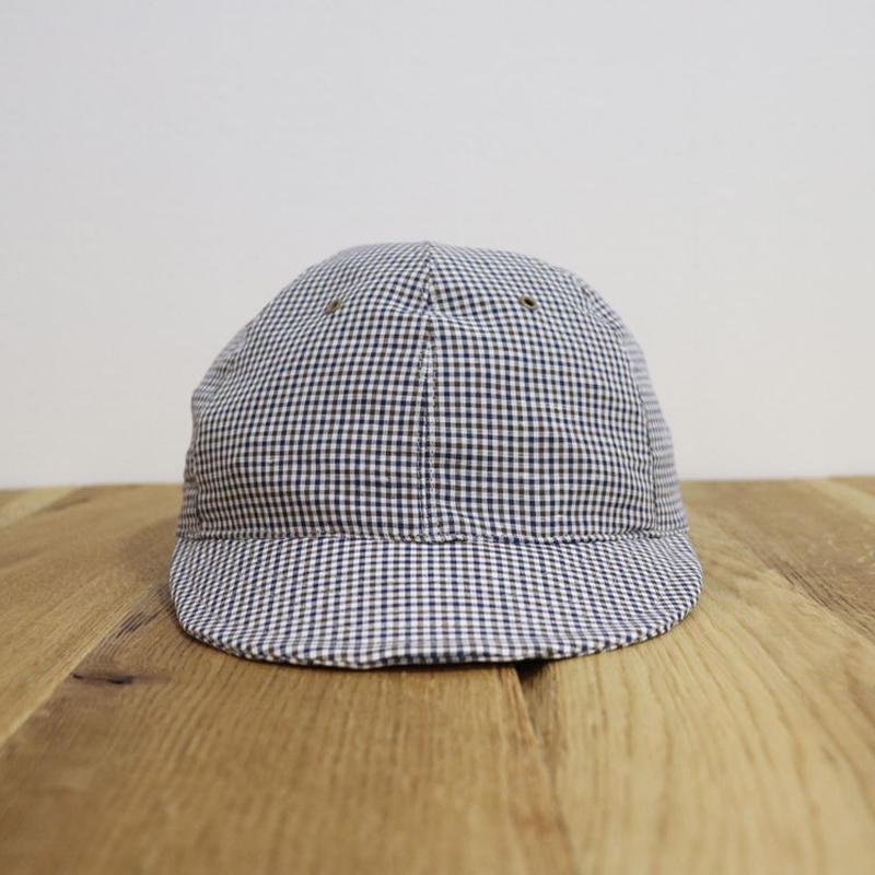 UNITUS(ユナイタス) SS19 Short Brim Cap Check【UTSSS19-A01】(N)