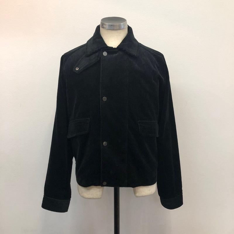 UNITUS(ユナイタス) FW17 Wading Jacket Black (Corduroy)【UTSFW17-J07】