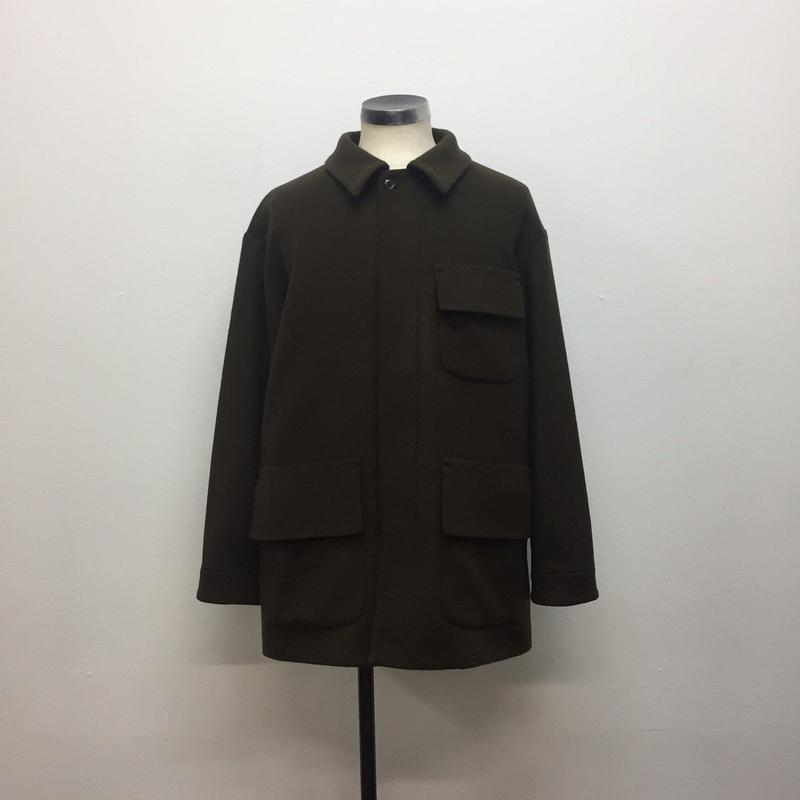 UNITUS(ユナイタス) FW18 French Work Jacket Dark Green【UTSFW18-J03】(N)