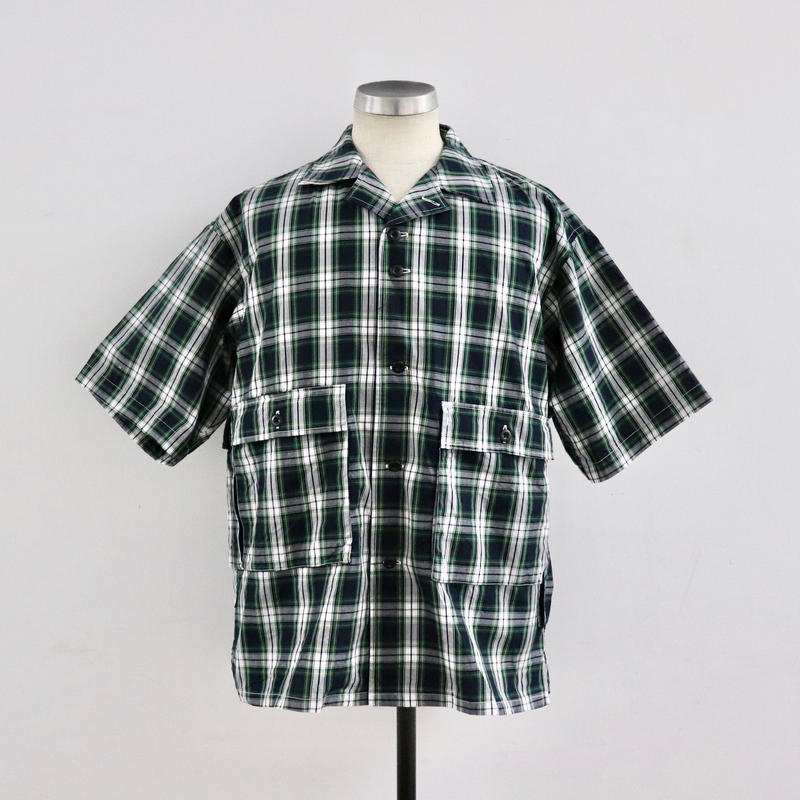 TEN BOX(テンボックス)  DRUG DEALER SHIRT PLAID(N)