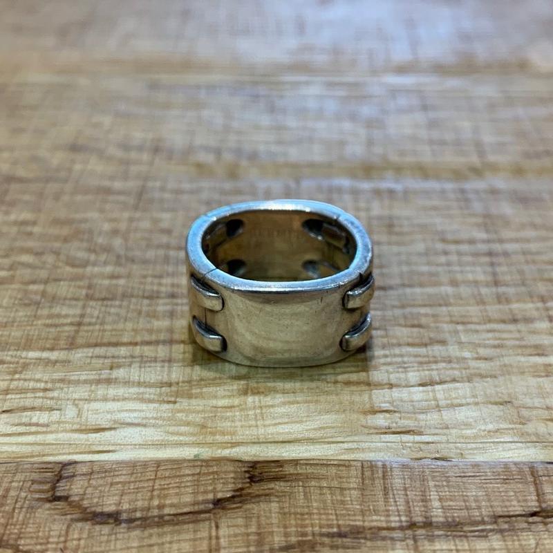 Hermès Vintage(エルメス ヴィンテージ)  Sterling Silver Ring【SS19-VH10】(N)
