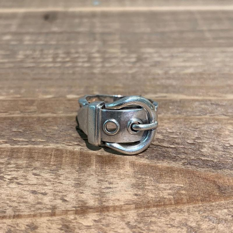 Hermès Vintage(エルメス ヴィンテージ)  Sterling Silver Ring【SS19-2VH-5】(N)
