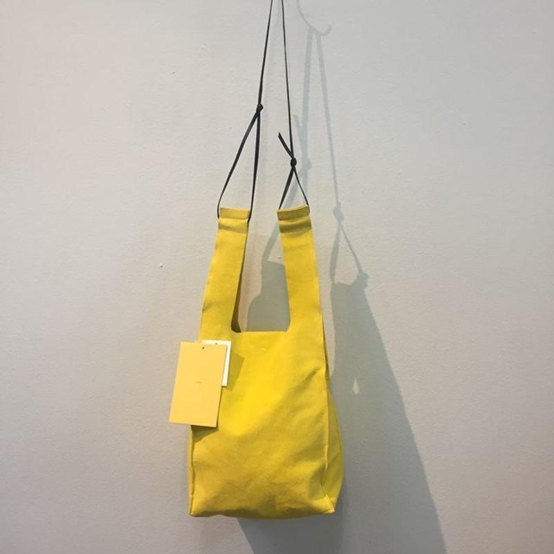 ITTI イッチ BANNIE REGISTER BAG/CUSTOM Yellow BAG-012-B(N)