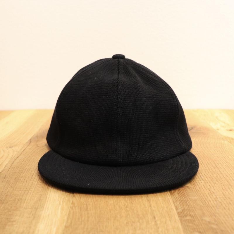 CREPUSCULE クレプスキュール B.B Cap Black【1901-008】(N)