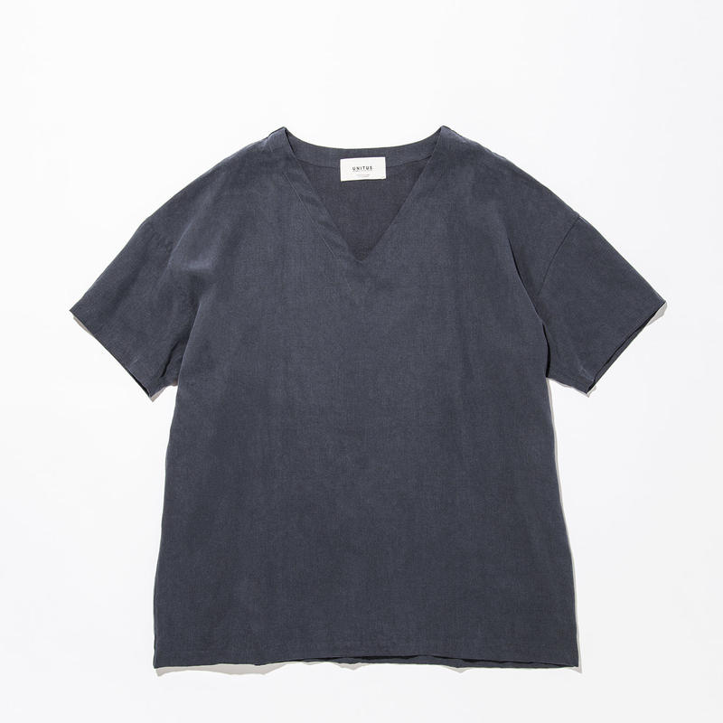 UNITUS(ユナイタス) SS17 Cloth T Shirts Navy