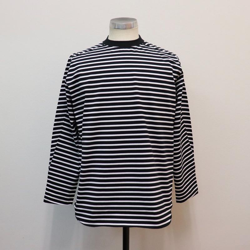 UNITUS(ユナイタス) SS19 Military Border T Shirt Black【UTSSS19-CS01】(N)