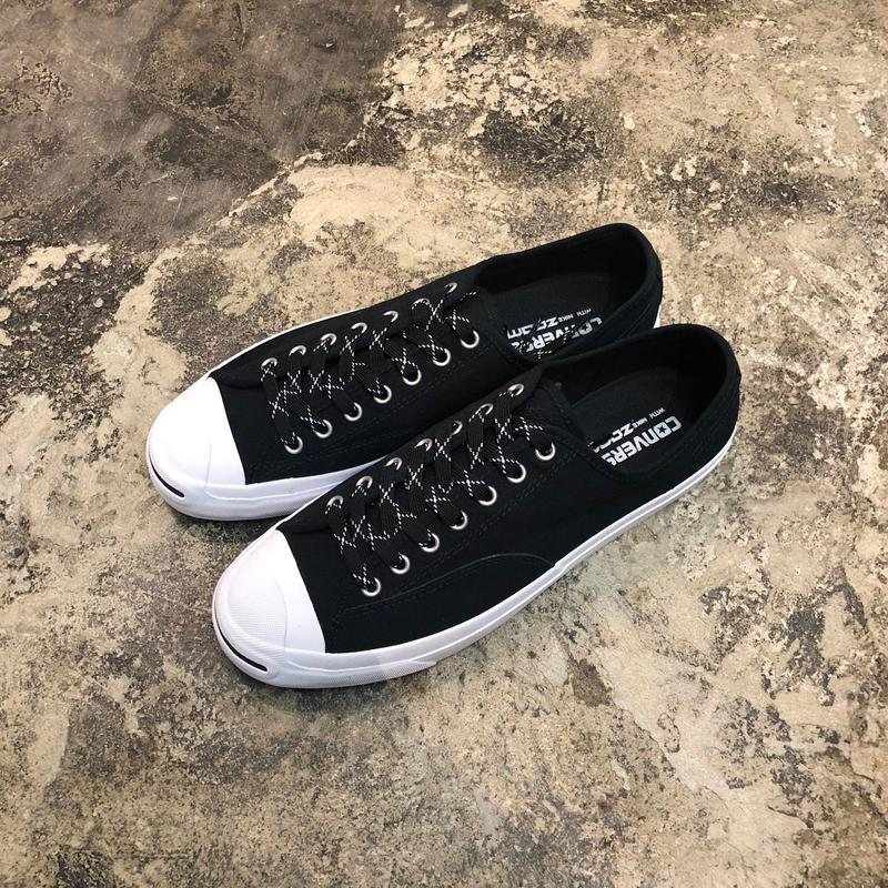 CONVERSE CONS JP PRO OX  JACK PURCELL PRO OX  157878C BLACK(N)
