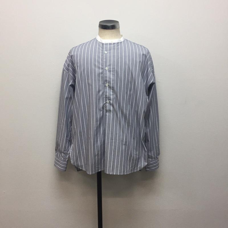 UNITUS(ユナイタス) FW18 Pullover Shirt Blue【UTSFW18-S05】(N)