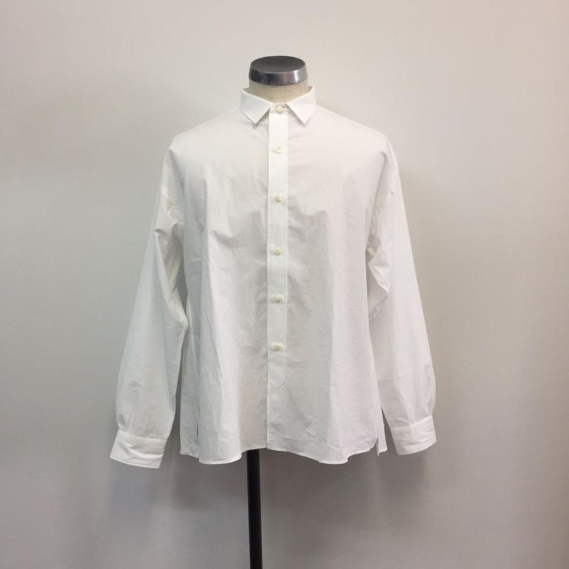 UNITUS(ユナイタス) SS18 A Line Shirts White【UTSSS18-S03】(N)