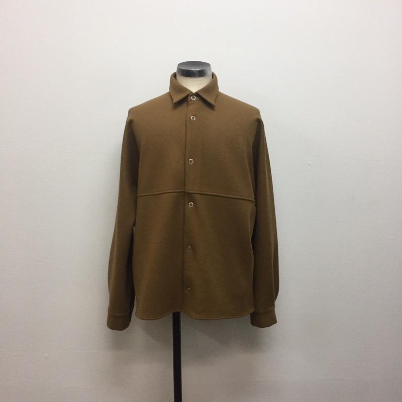 UNITUS(ユナイタス) FW18 Dolman Sleeve Jacket Camel【UTSFW18-S01】(N)