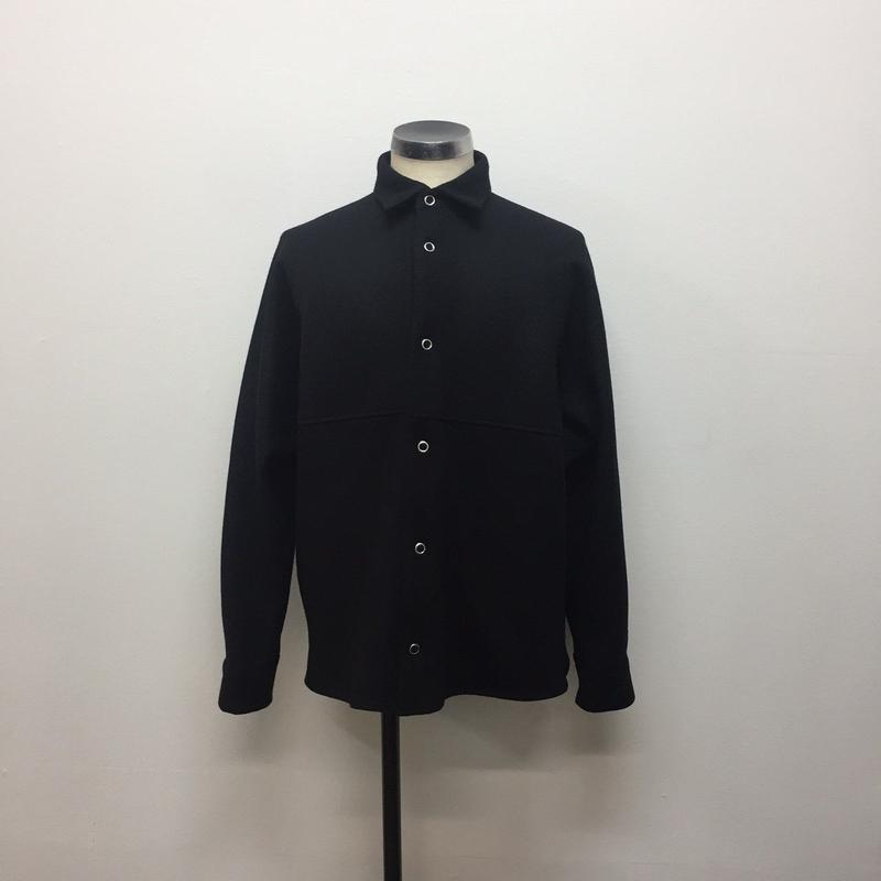 UNITUS(ユナイタス) FW18 Dolman Sleeve Jacket  Black【UTSFW18-S01】(N)