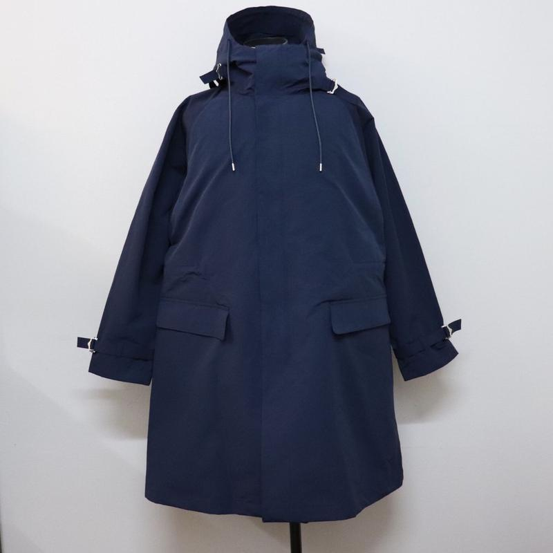 UNITUS(ユナイタス) SS19 Pivot Sleeve Over Coat Turquoise【UTSSS19-J01】(N)