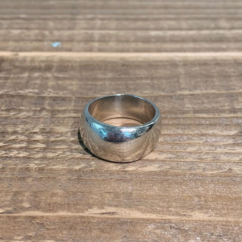 Vintage Sterling Silver Mexican Ring 【SS19-2MJ-4】(N)