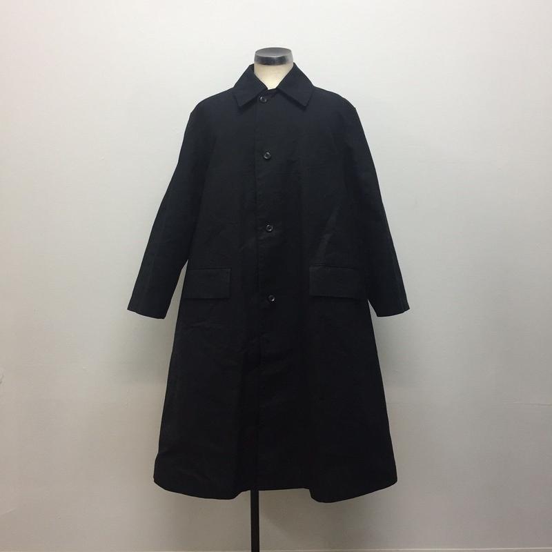 UNITUS(ユナイタス) FW18 Tent Line Coat Black【UTSFW18-J01】(N)
