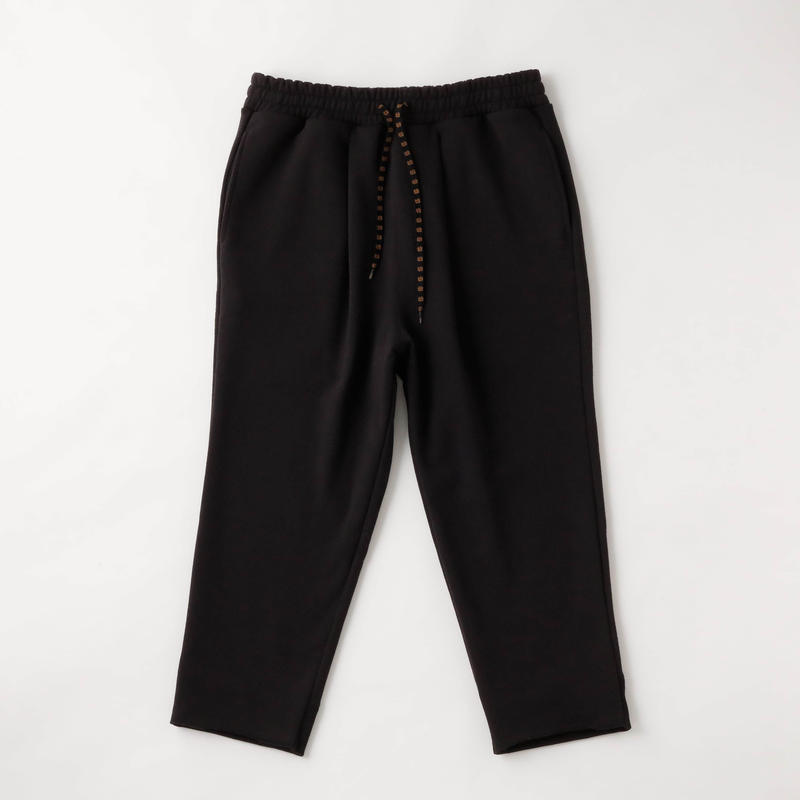 3.30(土)12:00より販売開始 SEE SEE SWEAT PANTS BLACK(N)
