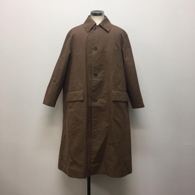 UNITUS(ユナイタス) FW18 Tent Line Coat Camel【UTSFW18-J01】(N)