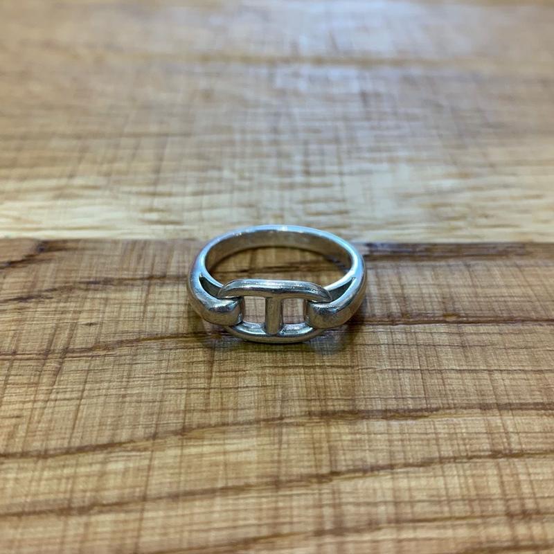 Hermès Vintage(エルメス ヴィンテージ)  Sterling Silver Ring【SS19-VH11】(N)