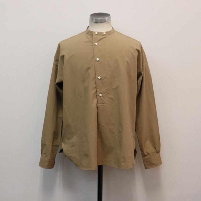 UNITUS(ユナイタス) SS19 Sweden Shirt Beige【UTSSS19-S06】(N)