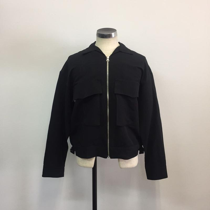 UNITUS(ユナイタス) SS18 Fatigue Short Jacket Black【UTSSS18-J02】(N)
