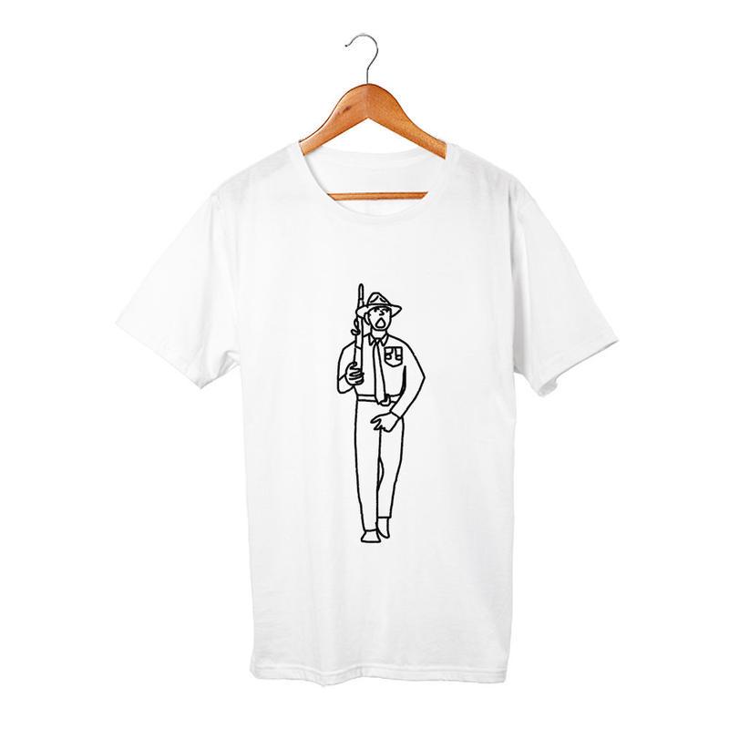 Hartman #2 Tシャツ