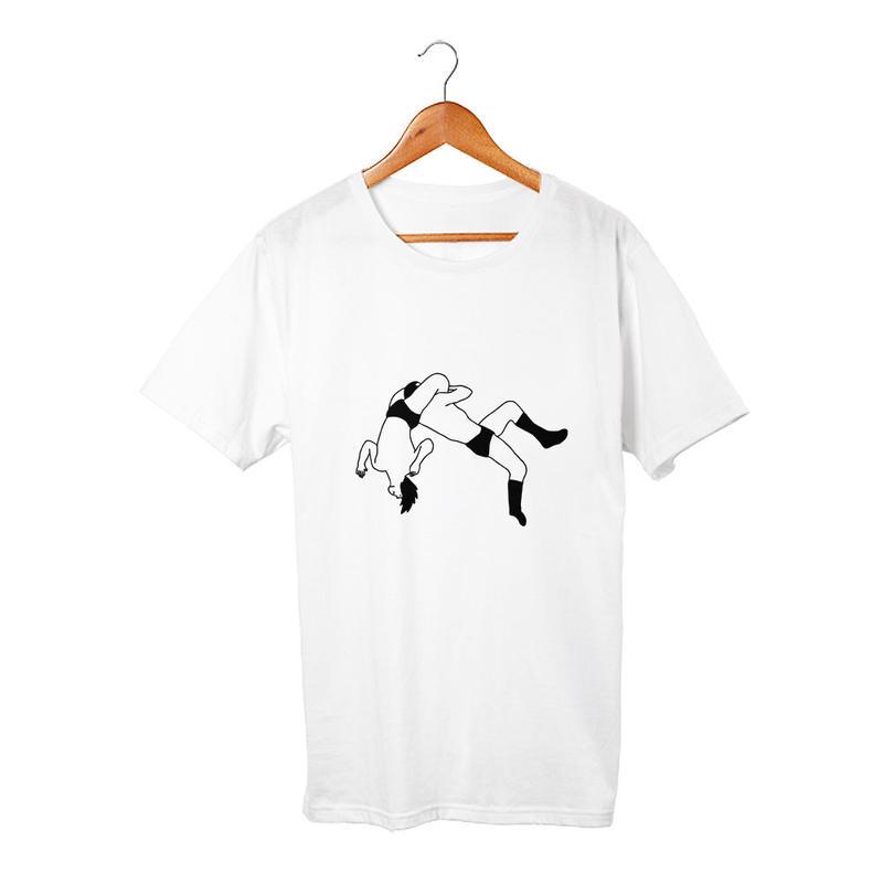 フランケンシュタイナー Tシャツ