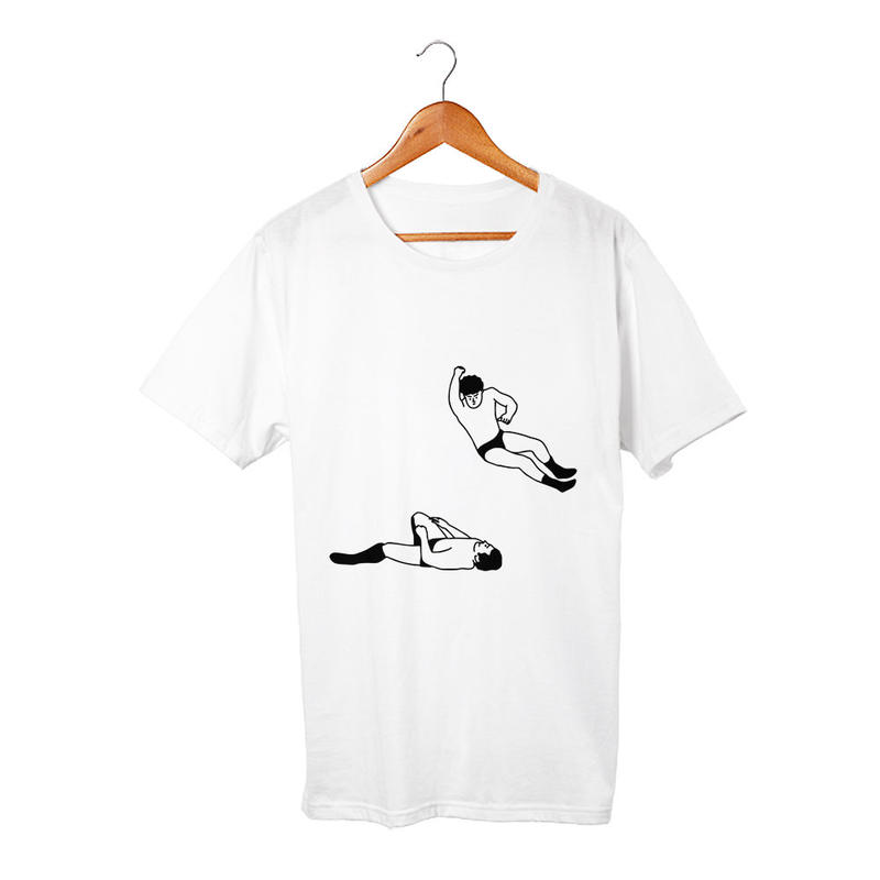 エルボードロップ Tシャツ