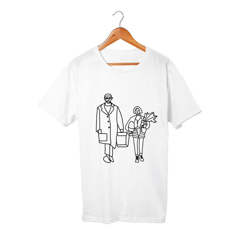 Leone & Mathilda #2 Tシャツ