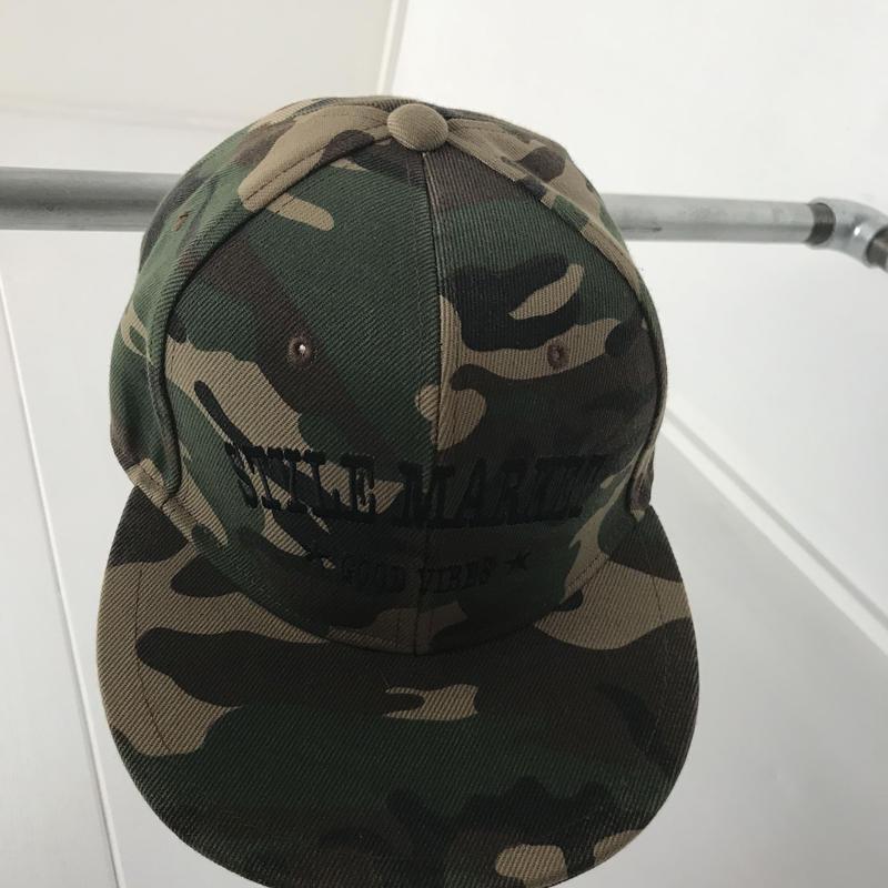 KAMO CAP/BLACK