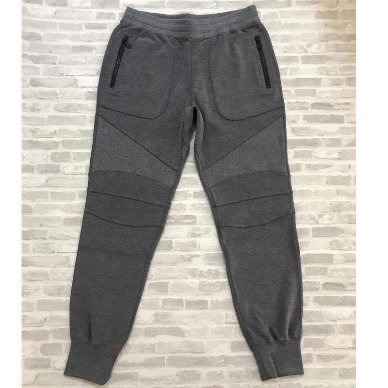 SILKPILE Bikerpants / GREY