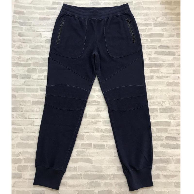 SILKPILE Bikerpants / NAVY