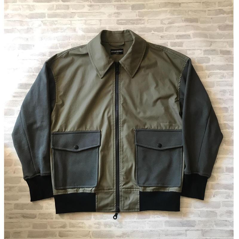 Bomber Jacket / KAHKI