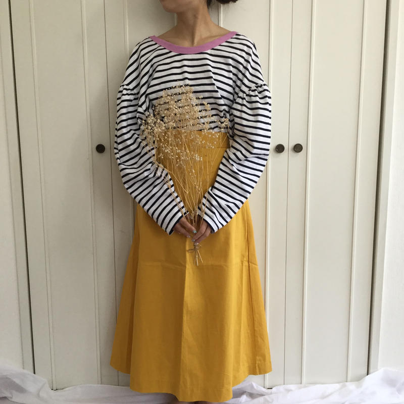 クラシカルロングスカート