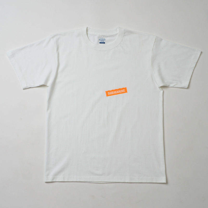 SUBMARINE #1906 Tee  White