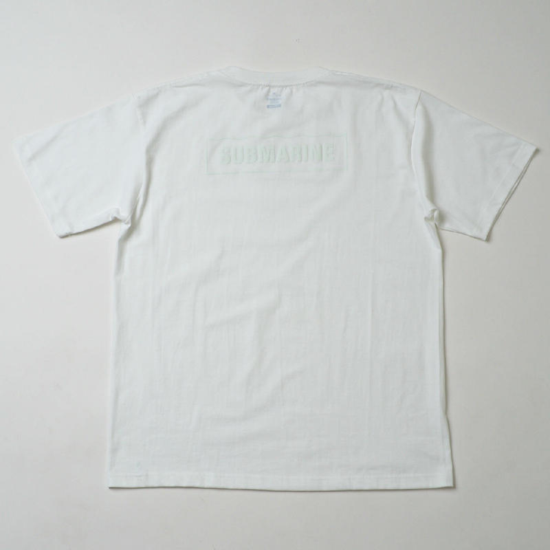 SUBMARINE #1908 Tee  White