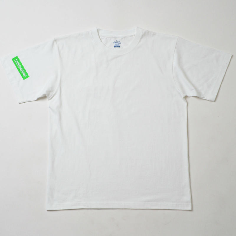 SUBMARINE #1907 Tee  White