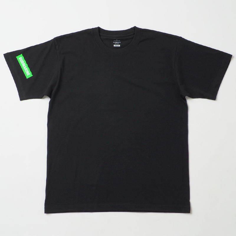 SUBMARINE #1907 Tee  Black