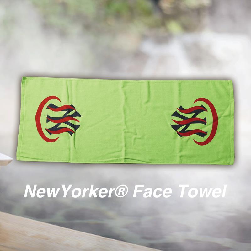 NewYorker® Face Towel